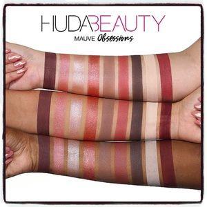 HUDA BEAUTY Makeup - HUDA Beauty Mauve Obsessions Glam Festival